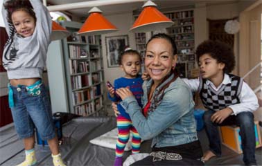 Oona King On Adoption Mixed Race Features Intermix Org Uk