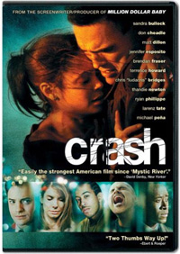 Crash the movie crashing into prejudice essay