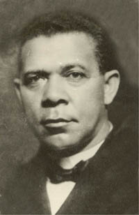 Booker T Washington - Mixed-Race - Writer