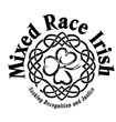 Mixed Race Irish Logo